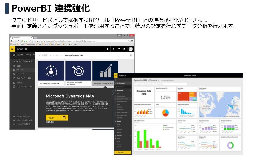 PowerBI Content Pack