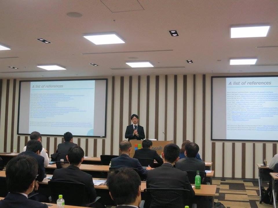 日本マイクロソフト株式会社 業務執行役員 浅野様
