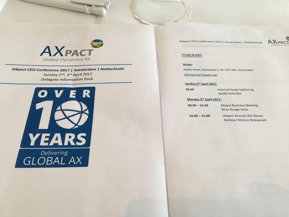 AXpact CEO Conference 2017